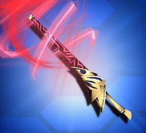 The Sword of Rupture