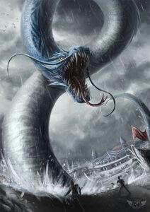 Boiuna (Big-snake)