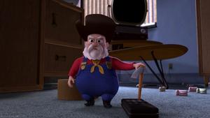 Stinky Pete the Prospector