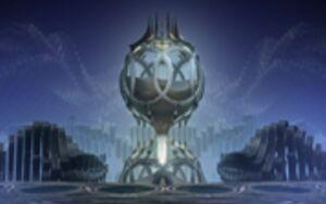 The Sacred Hourglass