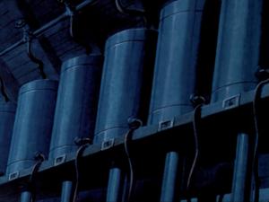 Metallic cylinders