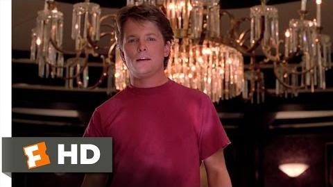 Back to the Future Part 2 (8 12) Movie CLIP - The Almanac (1989) HD