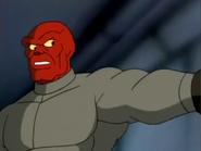 Red SkullTAS