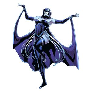 Lady Death the Grim Reaper