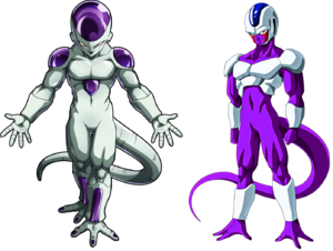 Frieza and Cooler