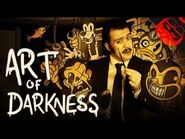 ART OF DARKNESS - Animated Bendy and the Ink Machine Song!