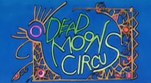 The Dead Moon Circus Logo