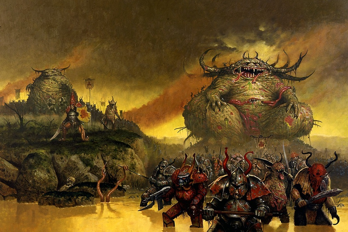 Demonic Invasion