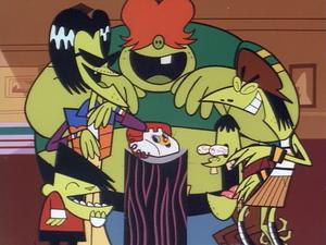 Gangreen Gang laughing