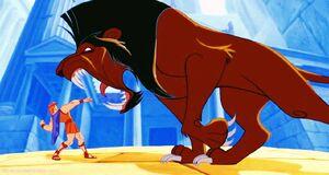 Nemean Lion (Disney's Hercules)