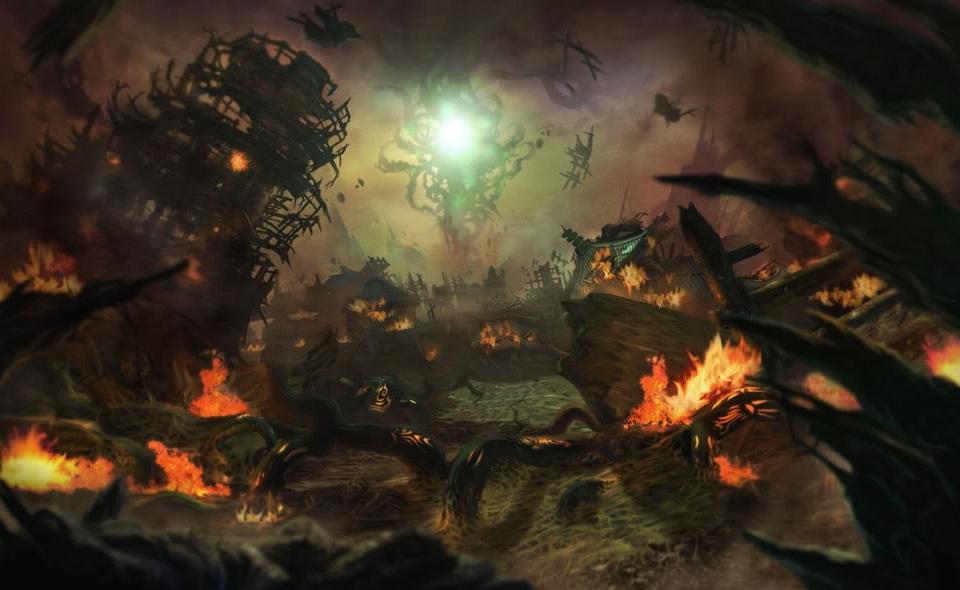 Underworld (Ninja Gaiden)