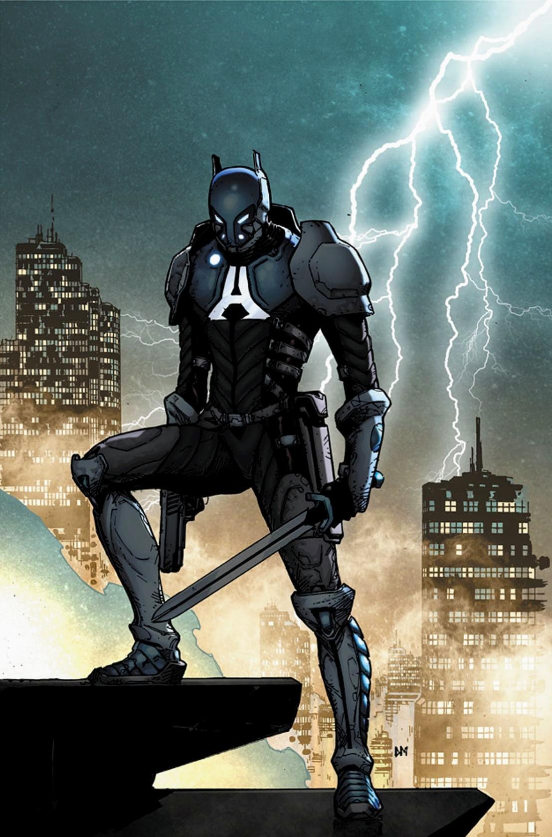 Arkham Knight (DC)
