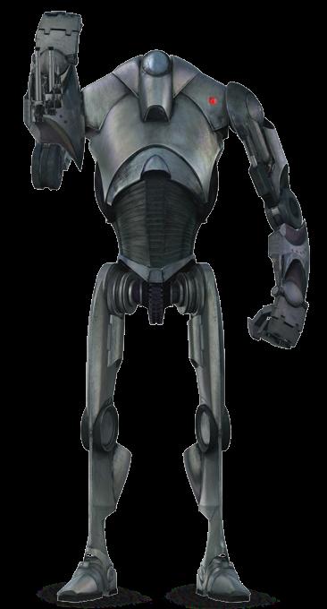 Super droid bojowy B2