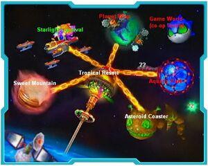 Amazing Interstellar Amusement Park