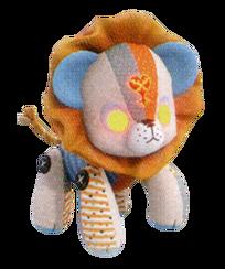 Patchwork Lion