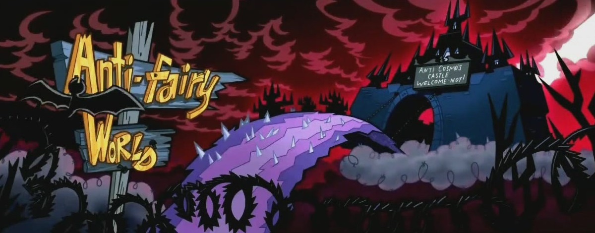 Anti-Fairy World