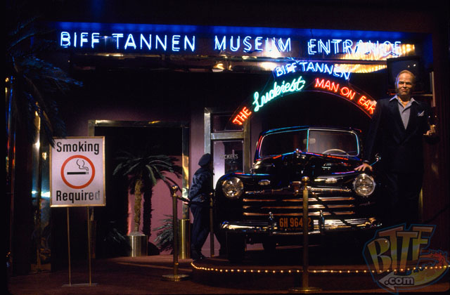 Biff Tannen Museum