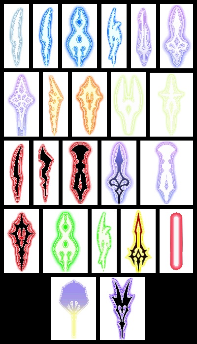 Ethereal Blades