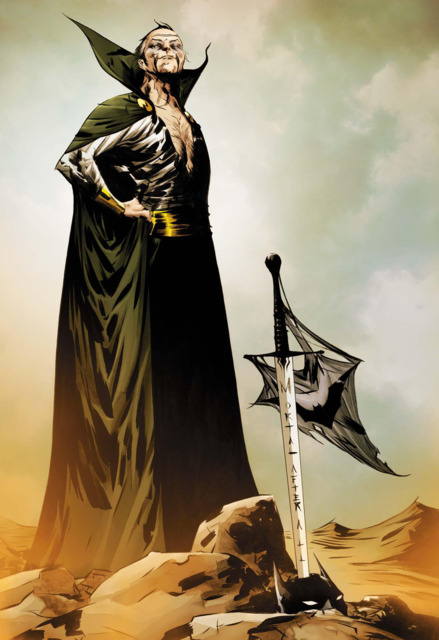 Ra's al Ghul (DC)
