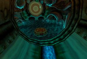 Cortex Island - Sewer