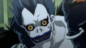 Death Note but It's Just Ryuk Eating Apples