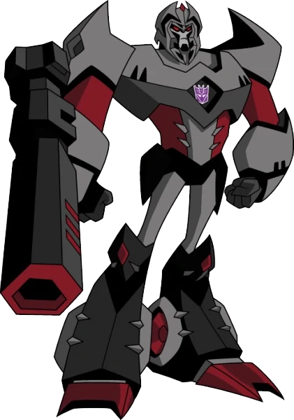 Megatron (Transformers Animated)