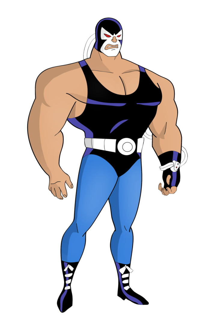 Bane (DC Animated Universe)