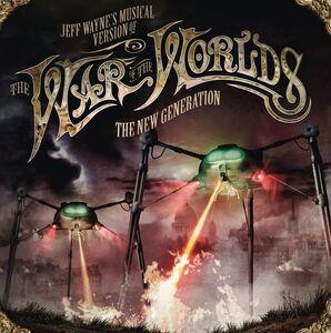 Martians war of the world