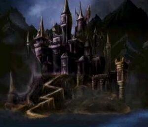Count Vlad Tepes Dracula's Castle