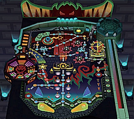 Bowser's Pinball Machine