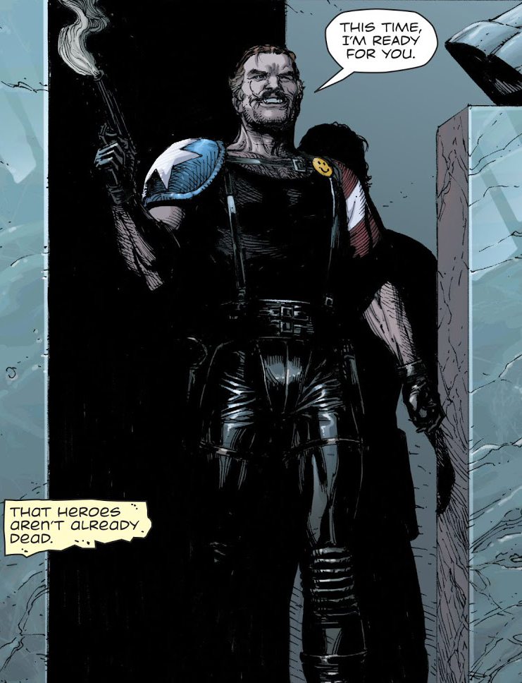Komediant (Watchmen)