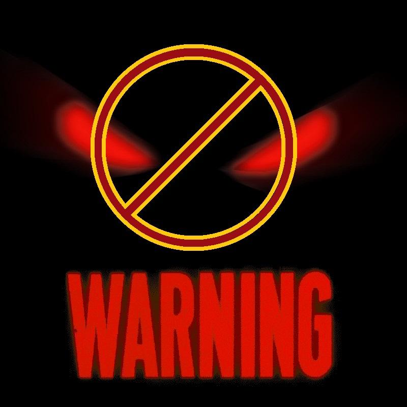 Red Eyes, Take Warning