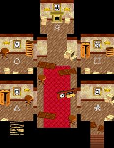 Bad Magic Bayou - Haunted Halls