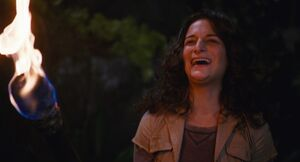 Zoe's evil laugh