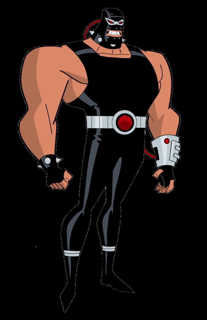 Bane (DC Animated Universe)
