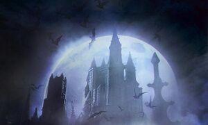 The Vampire Castle