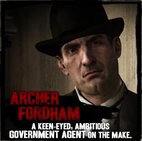 Archer Fordham