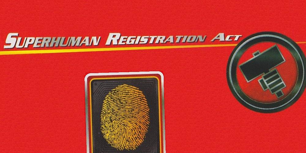 Superhuman Registration Act