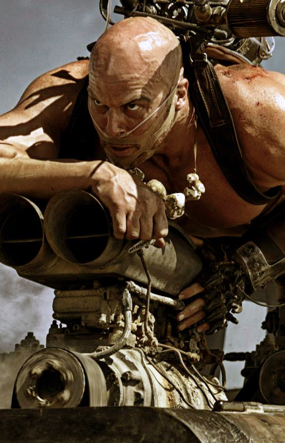 Rictus Erectus (Mad Max)