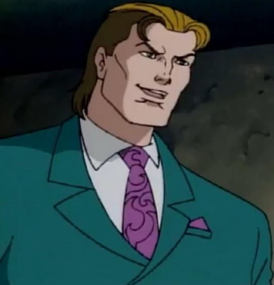 Richard Fisk (Marvel Animated Universe)