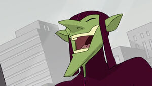Green Goblin Evil Laugh