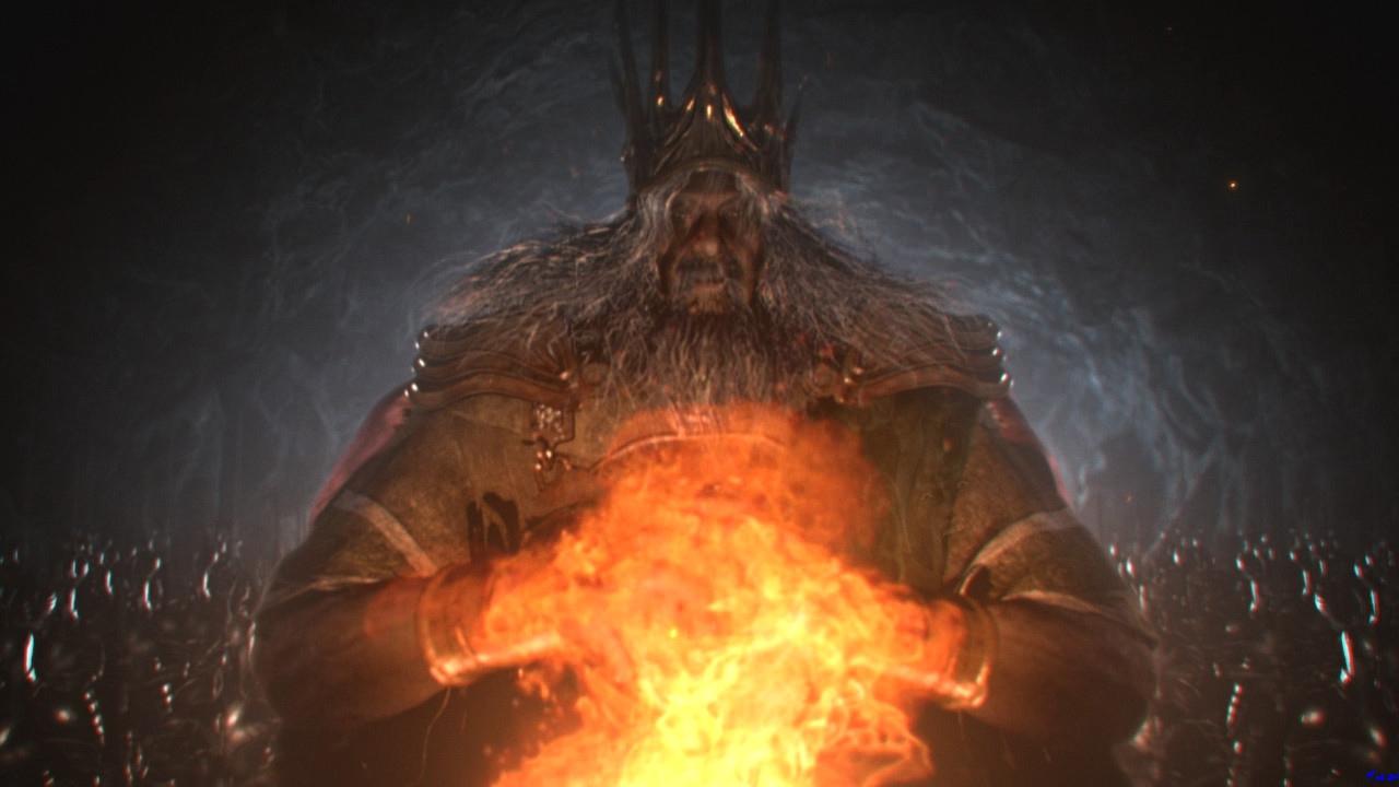 Gwyn, władca popiołów