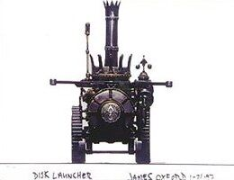 The Disk Launcher