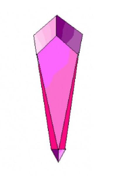Super Big Power Crystal