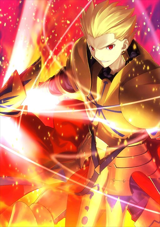 Gilgamesz (Fate)