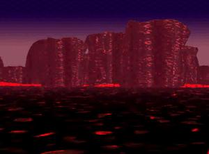 Bowser Land - Background 2