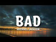 Michael Jackson - Bad Lyrics