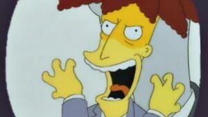 Sideshow Bob evil laugh