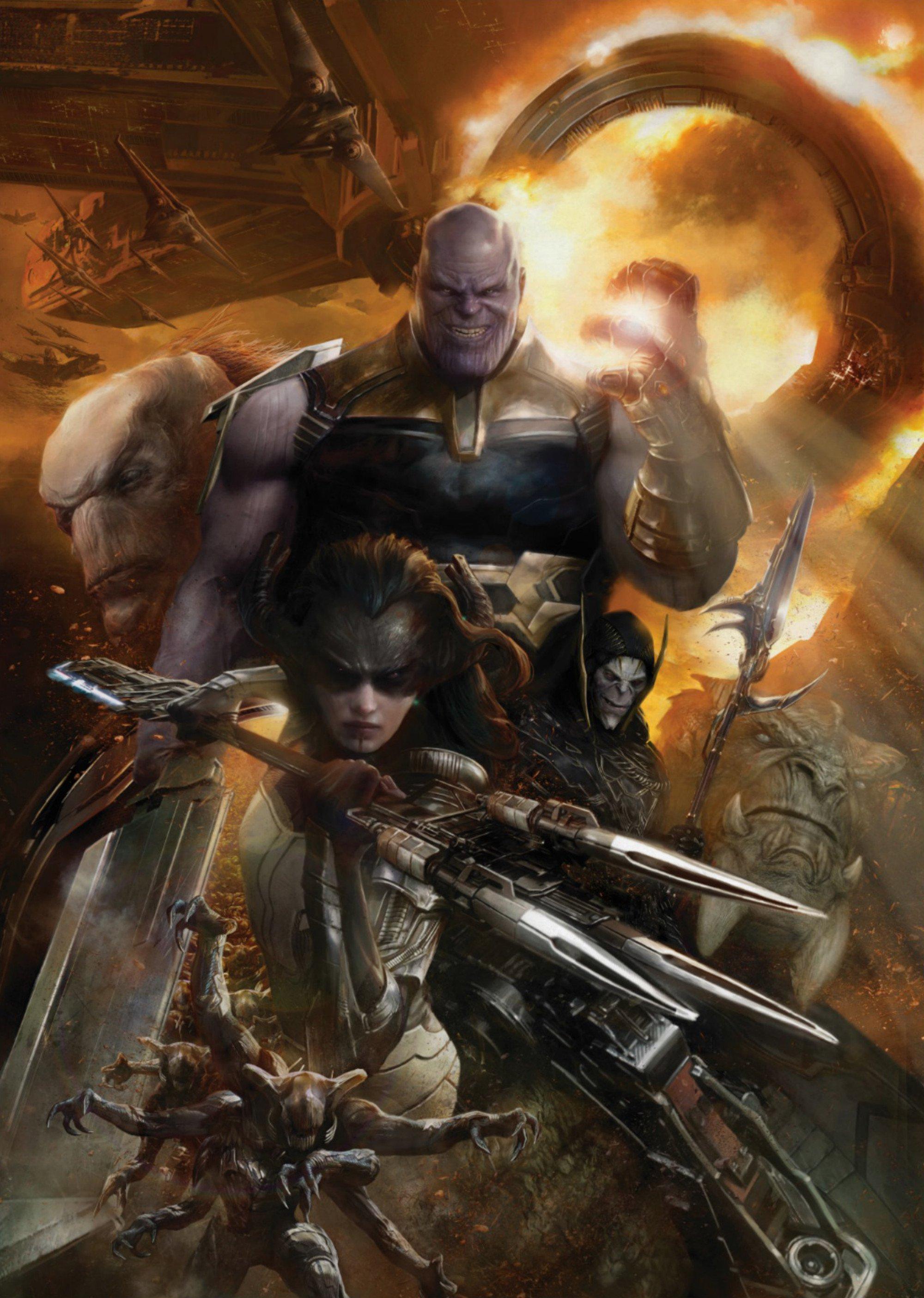 Czarny Zakon (Marvel Cinematic Universe)