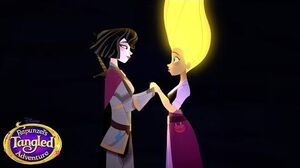 The Ultimate Betrayal Rapunzel's Tangled Adventure Disney Channel